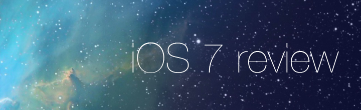 iOS 7 from Beta to Golden Master