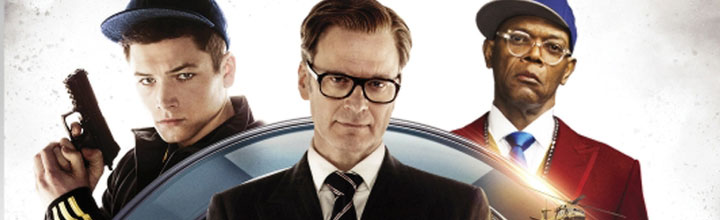 Kingsman: The Secret Service – Film Review