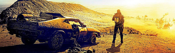 Mad Max: Fury Road – Film Review