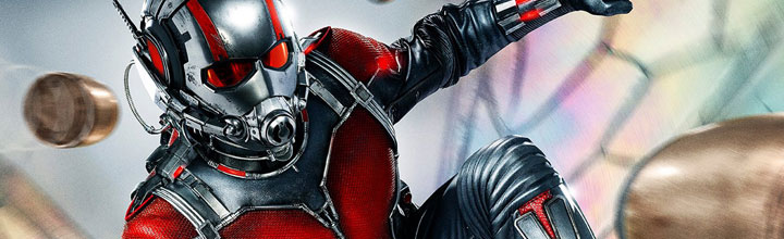 Ant-Man Film Review