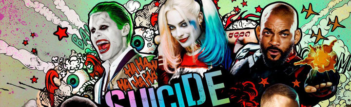 Suicide Squad – Film Review