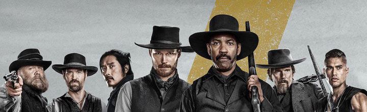 The Magnificent Seven (2016) – Film Review