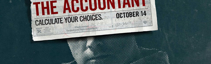 The Accountant – Film Review
