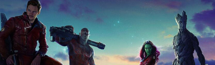 Guardians of the Galaxy – Film Review