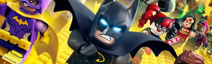 The LEGO Batman Movie – Film Review