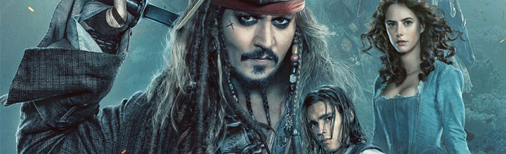 Pirates of the Caribbean: Dead Men Tell No Tales – Film Review