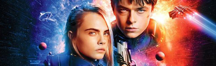 Valerian and the City of a Thousand Planets – Film Review