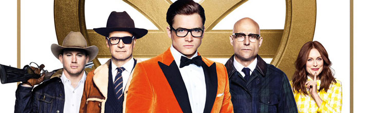 Kingsman: The Golden Circle – Film Review