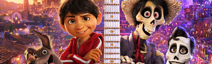 Coco – Film Review