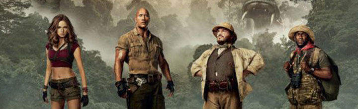 Jumanji: Welcome to the Jungle – Film Review