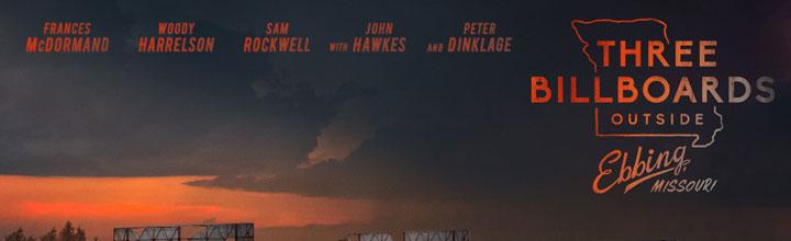Three Billboards Outside Ebbing, Missouri – Film Review