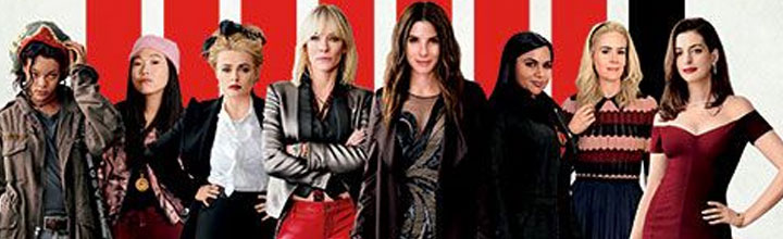 Ocean's 8 – Film Review