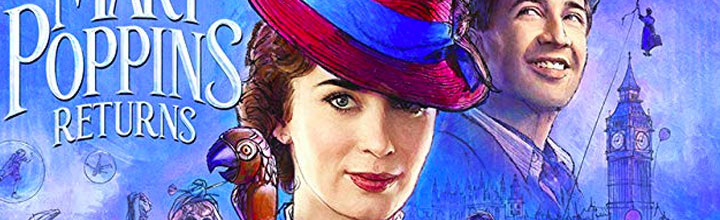 Mary Poppins Returns – Film Review